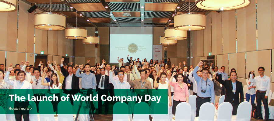 World Company Day launched at Ho Chi Minh City on 15 August 2013